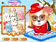 Флеш игра онлайн Снежные ветра
