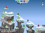 Флеш игра онлайн Snowline