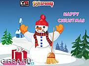Игра Snowman Christmas Decor