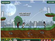 Флеш игра онлайн Футбольные мячи 2 уровня / Soccerballs 2 level pack