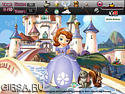 Sofia The First Hidden Objects