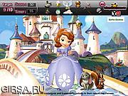 Флеш игра онлайн София Первая - скрытые объекты