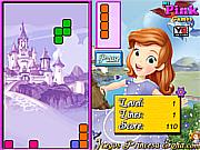 Флеш игра онлайн София и тетрис