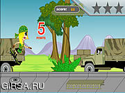 Флеш игра онлайн Непредвиденные воины / Emergency Soldiers