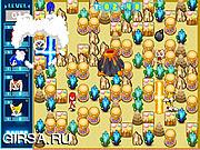 Флеш игра онлайн Sonic BomberMan