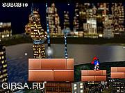 Флеш игра онлайн Соник и Рождество