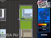 Флеш игра онлайн Городок 2 звукового удара / Sonic Boom Town 2