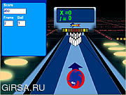 Флеш игра онлайн Sonic the Hedgehog - SonicX Bowling