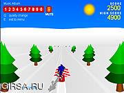 Флеш игра онлайн Соник 3D спорт