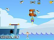 Флеш игра онлайн S.O.S