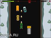 Флеш игра онлайн Южная гоньба чужеземца парка / South Park Alien Chase