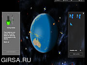 Флеш игра онлайн Space Age