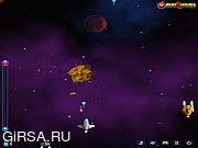 Флеш игра онлайн Космическая атака / Space Grinder