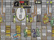 Флеш игра онлайн Космическое судно