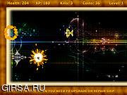 Флеш игра онлайн Космическое патрулирование / Space Patrolling