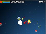 Флеш игра онлайн Объем / Space Shootout