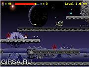 Флеш игра онлайн Космический век 2 Марио / Mario Space Age 2