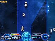 Флеш игра онлайн Космические Погони / Space Chase