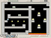 Флеш игра онлайн Большой Побег космонавта Боба