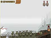 Флеш игра онлайн Спартанский гнев титанов