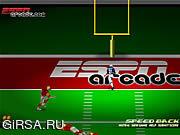 Флеш игра онлайн Американский футбол