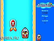Флеш игра онлайн Super Speedboat