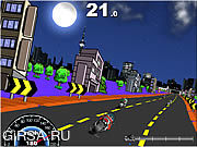 Флеш игра онлайн Super Moto Bike