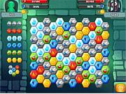 Флеш игра онлайн Волшебник и плитки