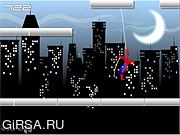 Флеш игра онлайн Город человека-паука