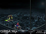 Флеш игра онлайн Spiderman Rush 2