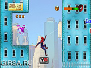 Флеш игра онлайн Spiderman Secret Adventure