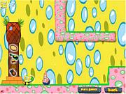 Флеш игра онлайн Губка Боб и Патрик - мир пузырей / SpongeBob And Patrick - Bubble World