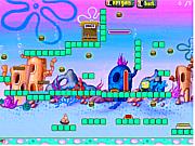 Флеш игра онлайн SpongeBob And Patrick Escape 2