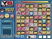 Флеш игра онлайн Подбери пару - Спанч Боб / Spongebob Characters Match
