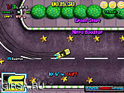 Игра Spongebob Speed Car Racing 2