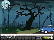 Флеш игра онлайн Побег в Ночи / Spooky Night Escape