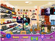 Флеш игра онлайн Спортивные магазины / Sports Shop Checks