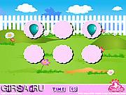 Флеш игра онлайн Пары воздушного шара пятна / Spot Balloon Pairs