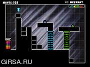 Флеш игра онлайн Квадратная Команда / Square Team