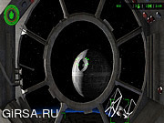 Флеш игра онлайн Звездные Войны: Атака / Star Wars: Trench Run