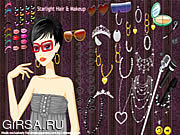 Игра Starlight Hair & Makeup