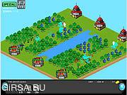 Флеш игра онлайн Защита стратегии 5 / Strategy Defense 5