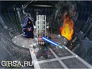 Флеш игра онлайн Звездные Войны