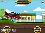 Флеш игра онлайн Steam Transporter
