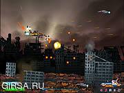 Флеш игра онлайн Стали Оса Истребитель / Steel Wasp Fighter