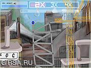 Флеш игра онлайн Стальная башня / Steel Tower