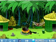 Флеш игра онлайн Джэмовое племя стикмена / Stickman Jam Tribe