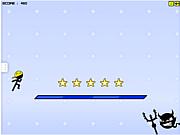 Флеш игра онлайн Stickman Runner