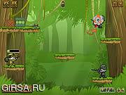 Флеш игра онлайн Трингер Зед / Stinger Zed