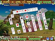 Флеш игра онлайн Каменного века маджонг / Stone Age Mahjong
